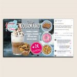 Publication Duo gourmand